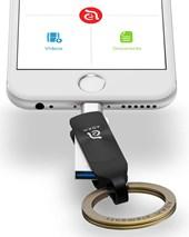 iKlip Duo+  Lightning Flash Drive 32GB - Black