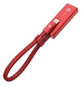 iKlips Wizard - Lightning / USB 3.1 2 in 1 microSD card reader - Red