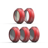 5 in 1 Filter set: ND16,ND32,ND64,CPL,STAR for Mavic