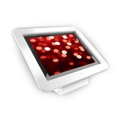 Executive Enclosure Kiosk iPad - White