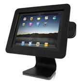 All-In-One Rotates 360 & Swivel iPad - Black