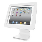 All-In-One Rotates 360 & Swivel iPad - White