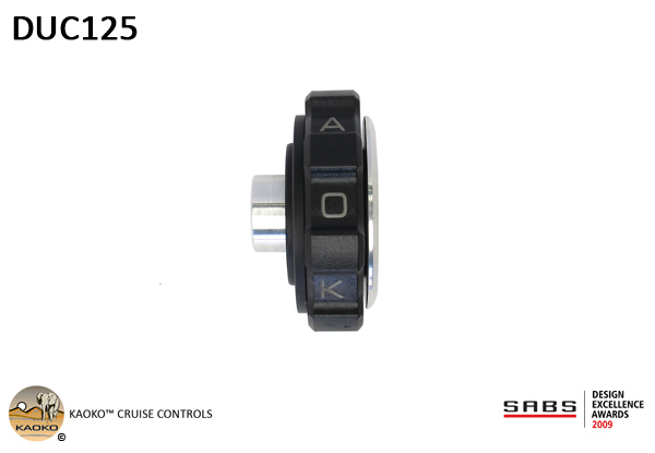 KAOKO™ Cruise Control for DUCATI Monster 1200 (2013-) with CRG Mirrors