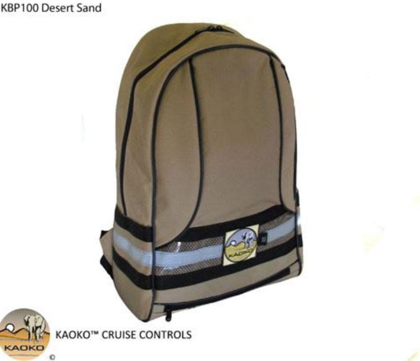 Kaoko Back pack Desert Sand
