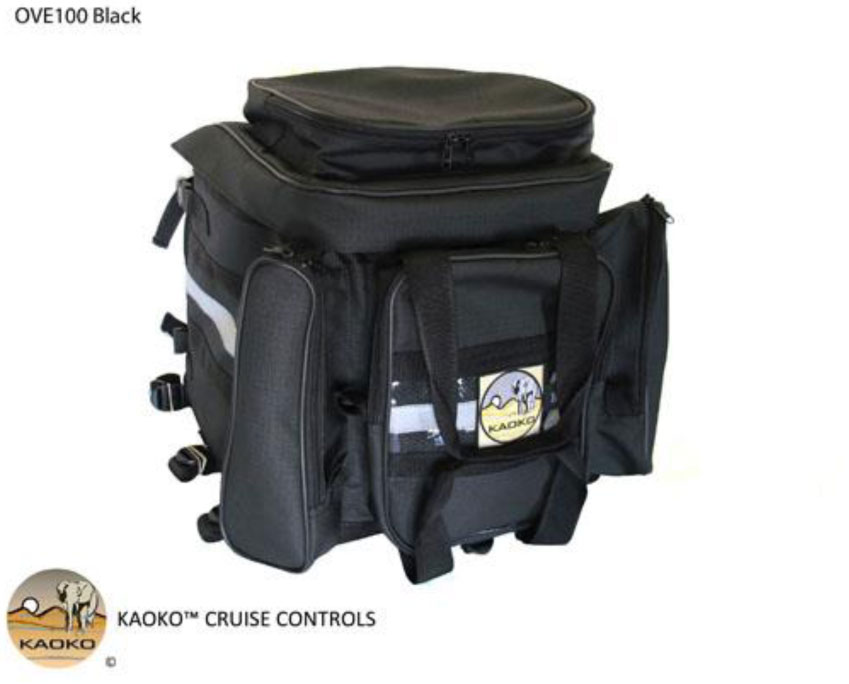 Overnight Bag Black