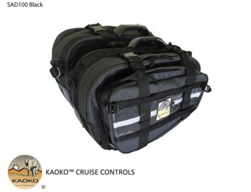 Saddle Bags Black
