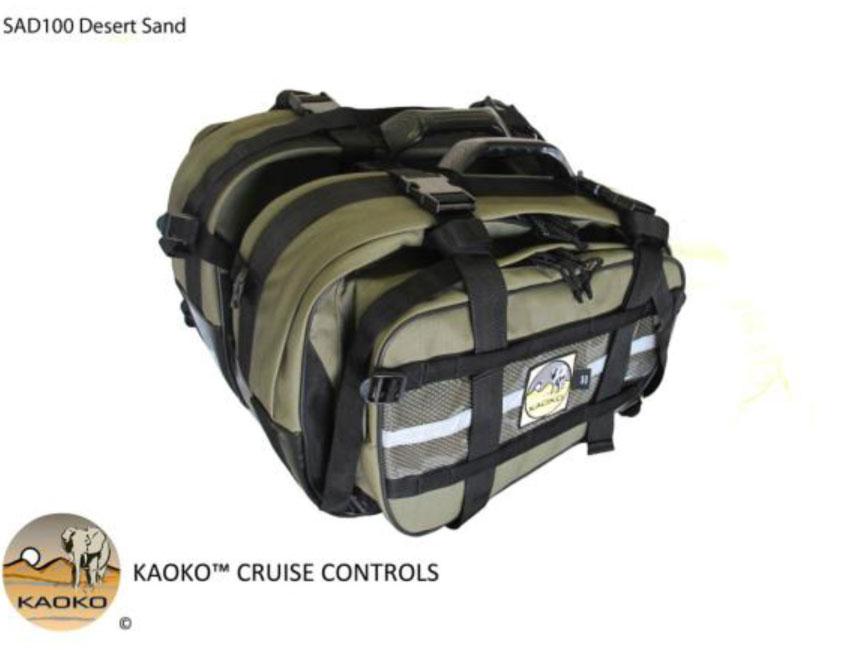Saddle Bags Desert Sand