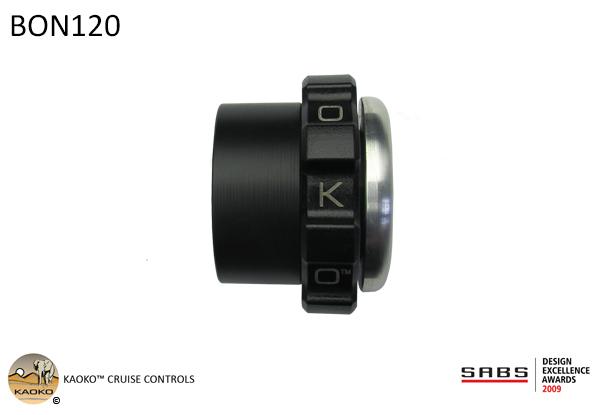 KAOKO™ Cruise Control for TRIUMPH BONNEVILLE T120 (2016-)Without OEM handguards