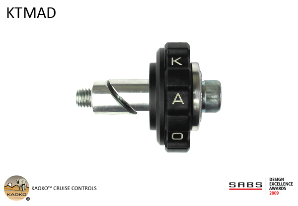 KAOKO™ Cruise Control for KTM 1190 Adventure/R (2013-), LC4 640 Adventure, 690 SM / SE / E