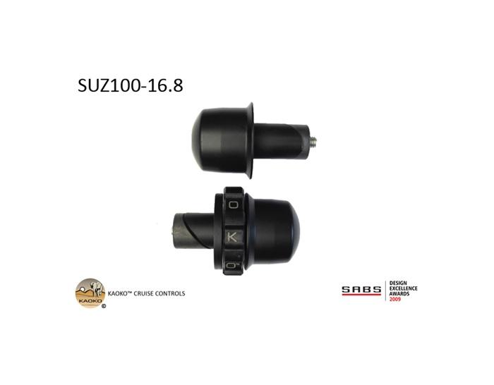 KAOKO™ Cruise Control for SUZUKI GSXR600/750/1000 (With 16.8mm Handlebar ID)