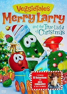 Picture of VEGGIETALES MERRY LARRY AND THE TRUE LIGHT OF CHRI