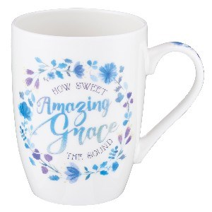 Picture of MUG AMAZING GRACE