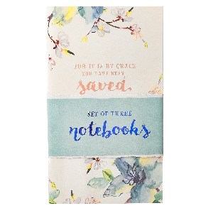 Picture of NOTEBOOK SET SAVED WATERCOLOURS