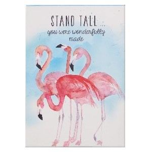 Picture of NOTEPADS PET STAND TALL YOU WHERE WONDERFULLY MADE