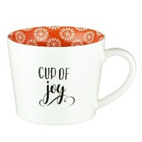 Picture of MUG CUP OF JOY RED