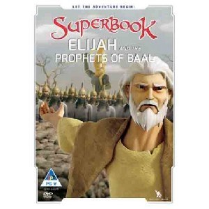 Picture of SUPERBOOK #2 ELIJAH AND THE PROPHETS OF BAAL
