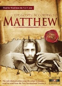 Picture of GOSPEL ACCORDING TO MATTHEW DVD