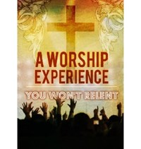 Picture of WORSHIP EXPERIENCE YOU WONT RELENT DVD &CD