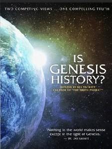 Picture of IS GENESIS HISTORY? DVD