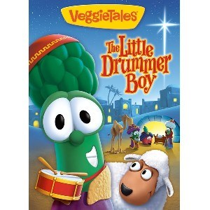Picture of VEGGIETALES LITTLE DRUMMER BOY