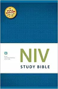 Picture of NIV STUDY BIBLE UPDATED