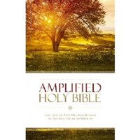 Picture of AMPLIFIED BIBLE H/C