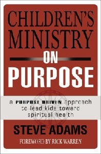 Picture of CHILDRENS MINISTRY ON PURPOSE