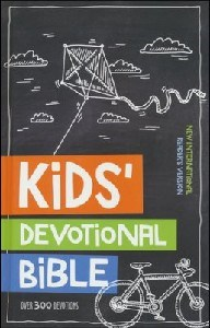 Picture of NIRV KIDS DEVOTIONAL BIBLE