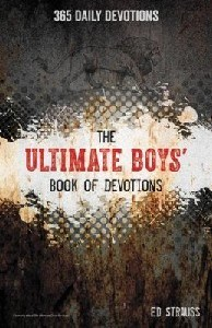 Picture of ULTIMATE BOYS BOOK OF DEVOTIONS