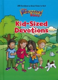Picture of BEGINNERS BIBLE KID-SIZED DEVOTIONALS