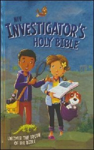 Picture of NIV INVESTIGATORS HOLY BIBLE H/C