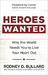 Picture of HEROES WANTED