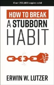 Picture of HOW TO BREAK A STUBBORN HABIT