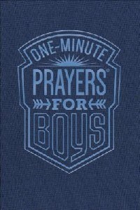 Picture of ONE MINUTE PRAYERS FOR BOYS