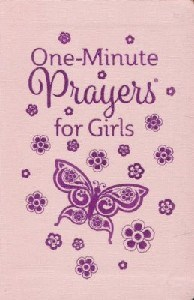 Picture of ONE MINUTE PRAYERS FOR GIRLS