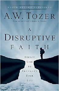 Picture of DISRUPTIVE FAITH