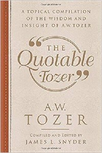 Picture of QUOTABLE TOZER