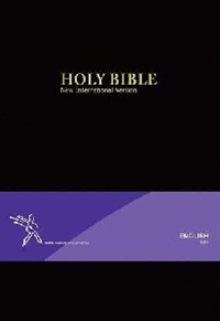 Picture of NIV LARGE PRINT BLACK H/C BIBLE