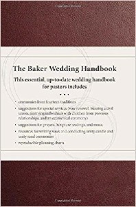 Picture of BAKER WEDDING HANDBOOK