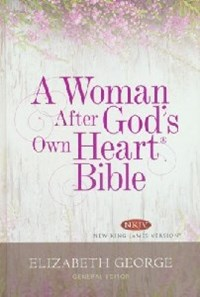 Picture of NKJV WOMAN AFTER GODS OWN HEART DEVOTIONAL BIBLE