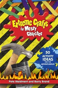 Picture of EXTREME CRAFTS FOR MESSY CHURCH