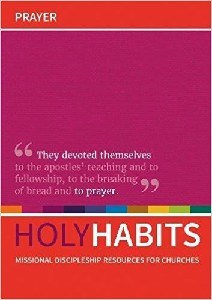 Picture of HOLY HABITS PRAYER