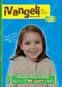 Picture of IVANGELI PRESCHOOL TEACHER GUIDE AGE4-6 YEAR A