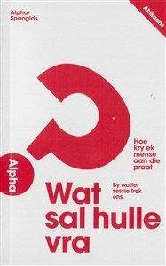Picture of ALPHA COURSE TEAM LEADERS MANUAL AFRIKAANS
