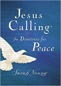 Picture of JESUS CALLING 50 DEVOTIONS FOR PEACE