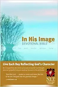 Picture of NLT BIBLE IN HIS IMAGE DEV S/C