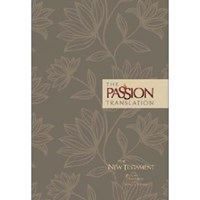 Picture of PNT NEW TESTAMNET FLORAL
