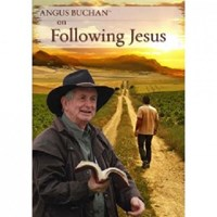 Picture of ANGUS BUCHAN ON FOLLOWING JESUS