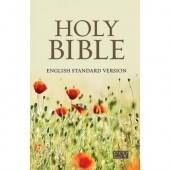 Picture of ESV COMPACT POPPIES BIBLE