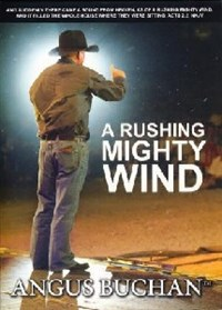 Picture of ANGUS BUCHAN RUSHING MIGHTY WIND DVD